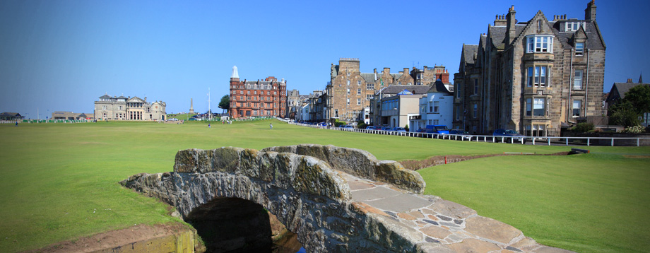 The Old Course, St. Andrews